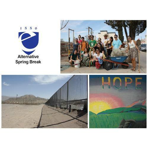 Challenging Borders: Emerson Alternative Spring Break 2015