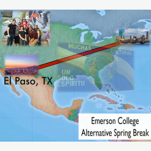 Evolving Engagement: Alternative Spring Break 2016
