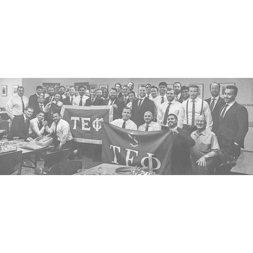 Tau Epsilon Phi: Student Veterans Building Bonds Through Selfless Service