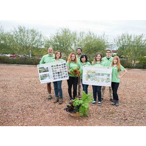 The Lot @ ASU: Urban Green Space: Greening the Heart of Our Campus