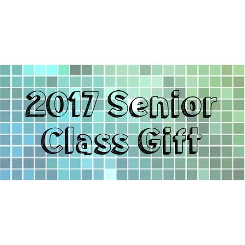Champlain 2017 Senior Class Gift Campaign