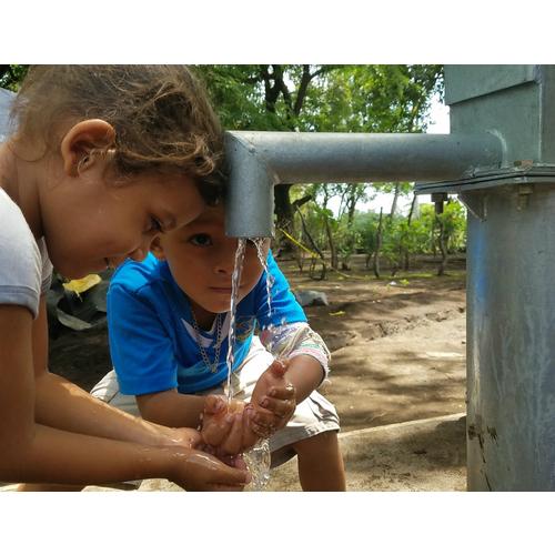 PLU NicarAGUA Well Project, June 2017