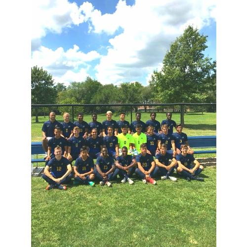JCCC Men's Soccer