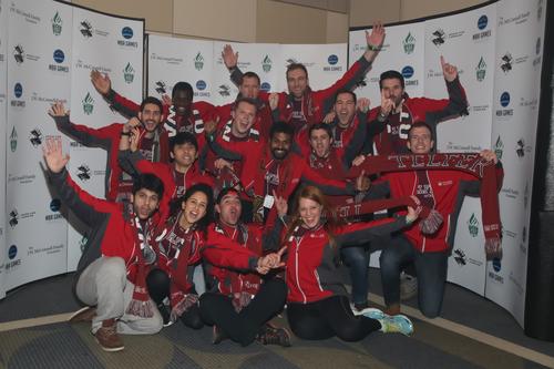 Jeux du MBA 2018 : Travailler ensemble pour réaliser davantage