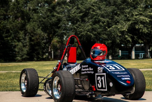 UAlberta Formula SAE 2018