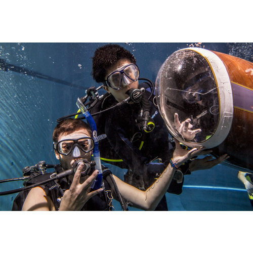 UW Human Powered Submarine 2018