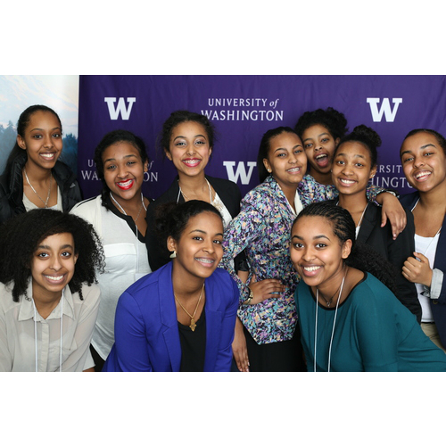 Making Connections at the UW Women's Center: College Visits