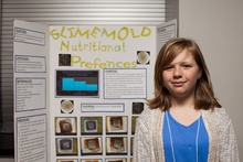 Nutritional preferences slime mold