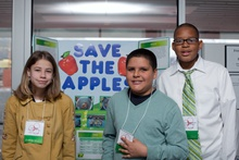 Save the apple