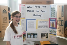 What food item makes the best battery