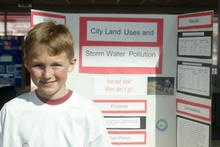 City storm uses and storm water pollution