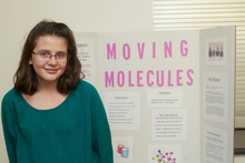 Moving molecules