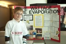 More wattage more evaporation