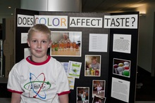 Does color affect taste