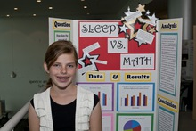 Sleep vs math