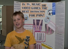 Is tv music or video games the best distraction for pain