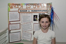 Which is sweeter sugar vs substitutes