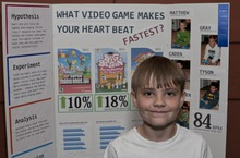 What video game makes your heart beat fastest