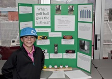 Which golf ball goes the farthest