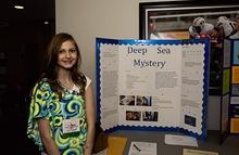 Deep sea mystery
