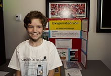 Oxygenated soil