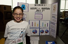 Memory visual vs auditory