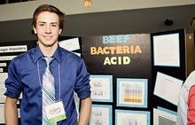 Beef bacteria acid
