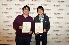 201 slvsef 2014 awards