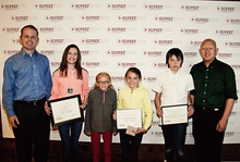 156 slvsef 2014 awards