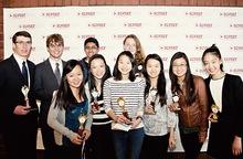 295 slvsef 2014 awards