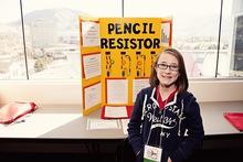 Pencil resistor