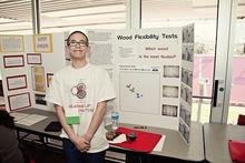 Wood flexibility tests