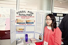 Fossil fish fatalities