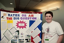 Water or air the big question