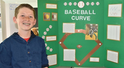 Baseball curve