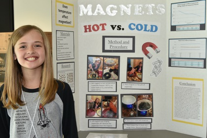 Magnets hot vs cold