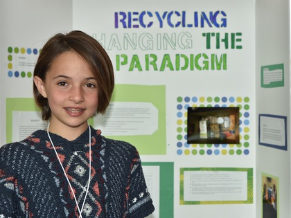 Recycling changing the paradigm