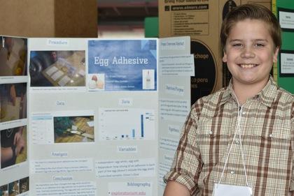Egg adhesive