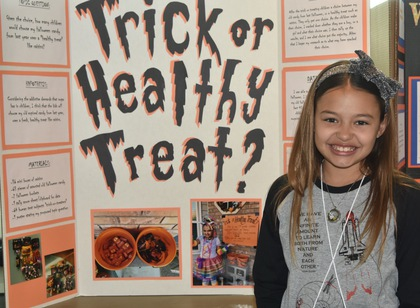Trick or healthy treat
