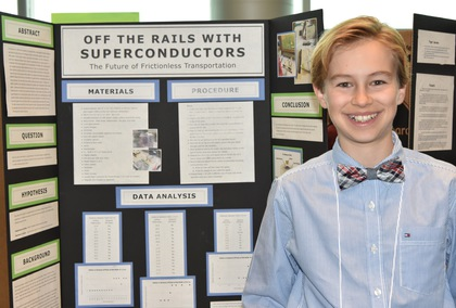 Off the rails with superconductors