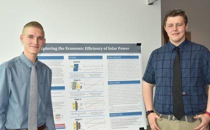 Exploring the economic efficiency of solar power