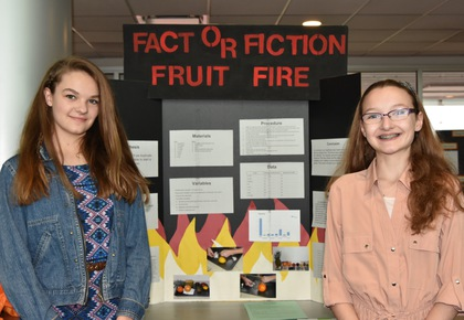 Fact or fiction fruit fire