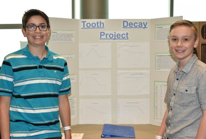 Tooth decay project
