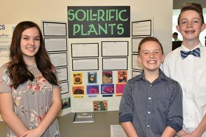 Soil rific plants