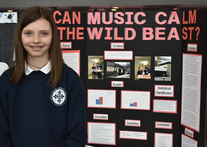 Can music calm the wild beast