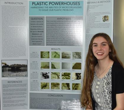Plastic powerhouses