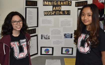 Immigrants and hospitals
