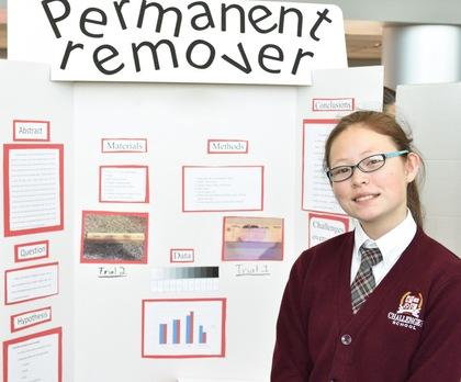 Permanent remover