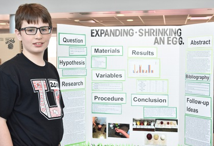 Expanding   shrinking and egg