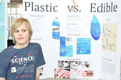 Plastic vs edible